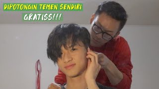 "Anak"" Indonesia di Amerika kalo potong rambut......."