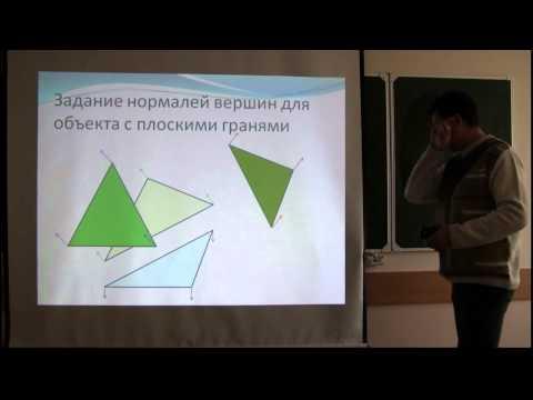 04 2   Программирование компьютерной графики с использованием OpenGL