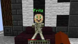 Minecraft: SkyDen z Modami - Pierwszy Quest ! - MisterCe i UltraxHD Ep.1