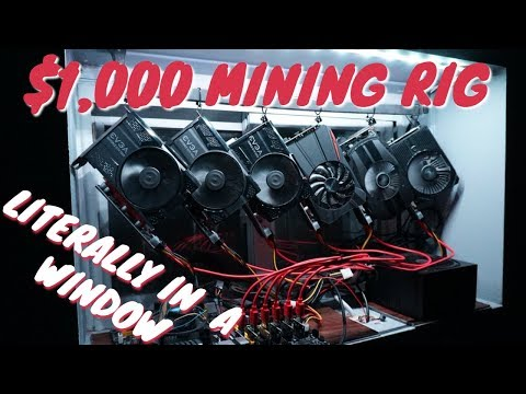 How To Build A Cheap Mining Rig In 2018