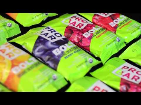 Video 2 - UNFI Bolt Energy Chews   Organic, Non GMO Verified