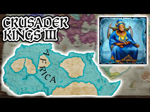 This Took 19 HOURS To Complete! - Crusader Kings 3 Mother of Us All CK3 |