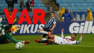 VAR prejudica Vasco e Grêmio de Renato vira pra cima do time de Luxemburgo
