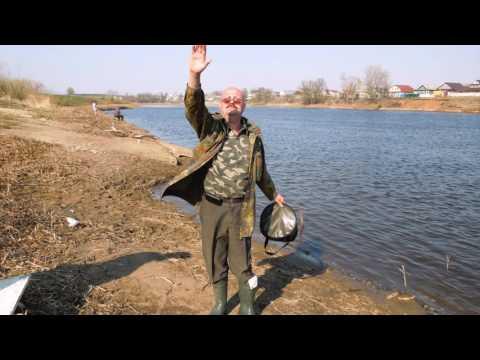 рыбалка на тверце видео