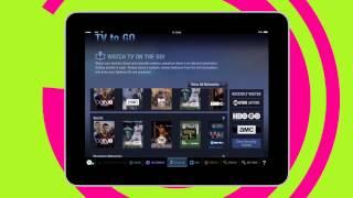 Tutorial: Using TV to GO on the Optimum App