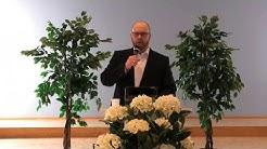 Mika Turunen, Lappeenrannan helluntaiseurakunnan saarna 29 3 2020