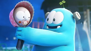 Funny Animated Cartoon | Brand New Spookiz Baby 스푸키즈 | Cartoon for Children