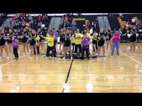 We are who we are - Spirit Squad & RL cheer