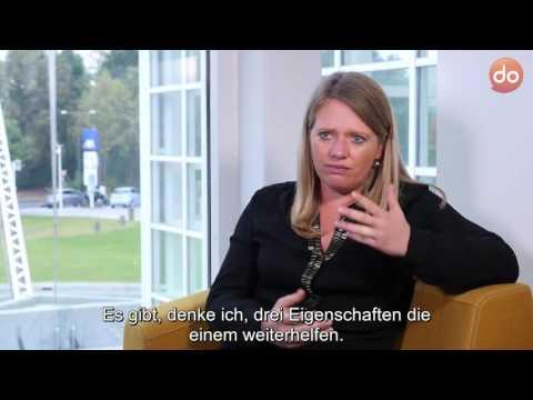 whatchado-Video von Nina Henschel, Vorstandsmitglied Dt. Ärzte Finanz AG & Dt. Ärzteversicherung AG