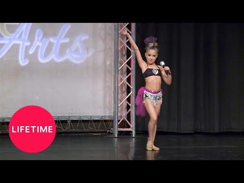 Dance Moms: Mackenzie's Jazz Solo -