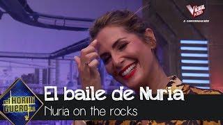 El baile de Nuria Roca desata las risas - El Hormiguero 3.0