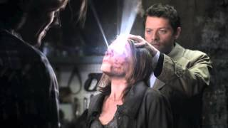 Supernatural- Castiel: Angel with a shotgun