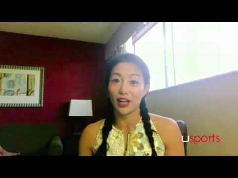 JuJu Chan On Her Martial Arts Training
