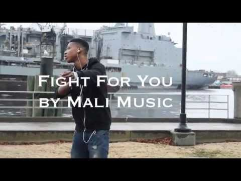 Mali Music - Fight For You Music Video