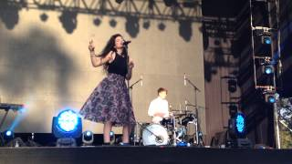 Lorde - Glory and Gore Live In Chile Lollapalooza 2014
