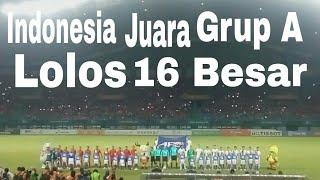 Download Video Full Highlight Indonesia vs Hongkong 3-1 Langsung dari Stadion Patriot MP3 3GP MP4