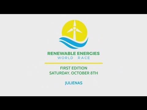 Vélo - Renewable Energies World Race 2016