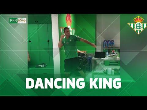 El baile más loco de Joaquín
