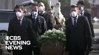 Italy remains Europe's epicenter of coronavirus