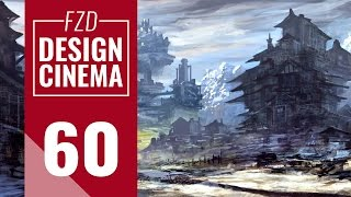 Episode 60 - Realtime Fantasy Landscape Painting