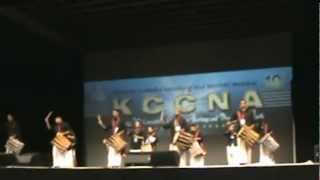 Chenda Melam Competition 2012...1st Place!!!