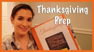 Thanksgiving Prep (Holiday Prep 2013) Thumbnail