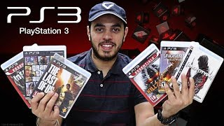 My Playstation 3 Gąme Collection in 2020😍 Top 10 Games to play !!