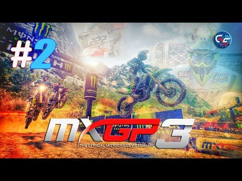 MXGP3: The Official Motocross VideoGame Gameplay| MXGP 3| MXGP 3 PS4 Gameplay| MXGP #2 #GameStation