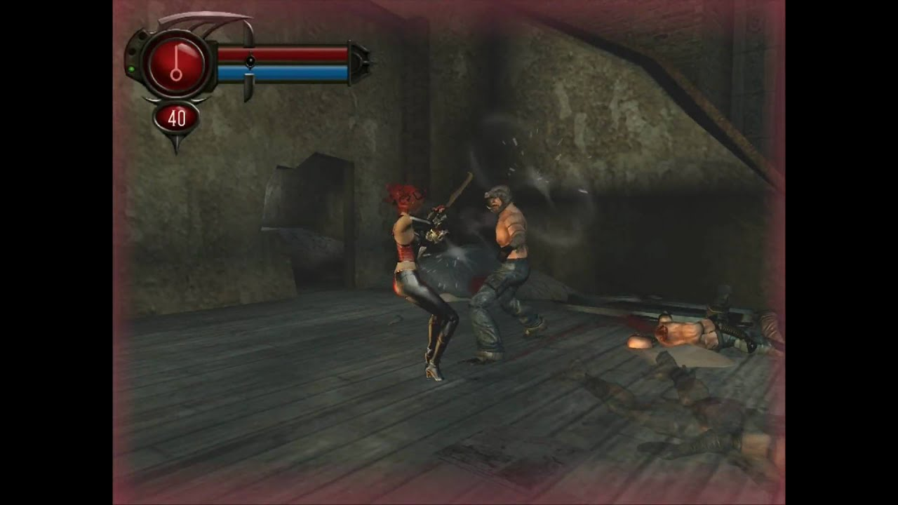 BLOODRAYNE 2 GAMEPLAY PART 1 - YouTube