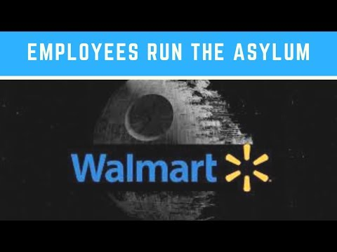Customer No-Service: Walmart Allows Employees first, Customer Last