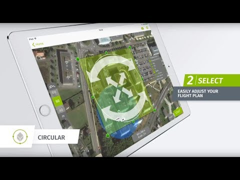 Pix4Dcapture - Easily plan and execute your drone flight for mapping and 3D modeling