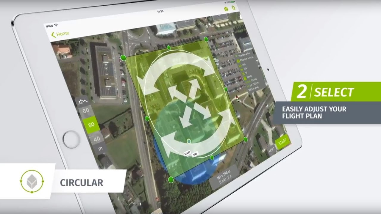 Pix4Dcapture - How to easily plan and execute your drone flight for mapping  and 3D modeling