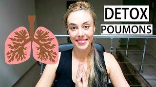 Naturopathie - Détox  des poumons