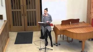 Mögen Engel dich begleiten Cover Hochzeits-Eventsängerin Rebecca