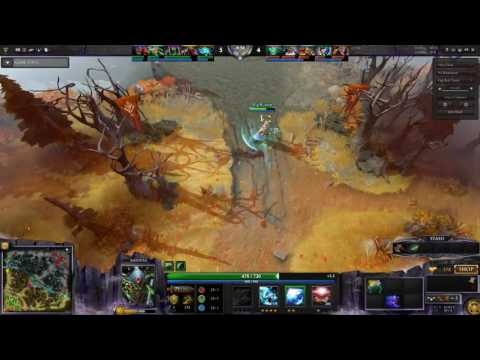 DOTA 2 Medusa Guide On How To Carry Under 1k MMR!