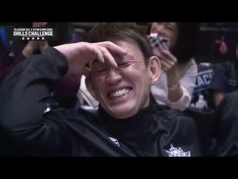 スキルズチャレンジ/3Pコンテスト/ダンクコンテスト B.LEAGUE ALL-STAR GAME 2020