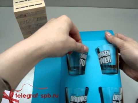 Алкогольная настольная игра - Джинга (Jinga)