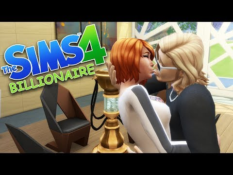 FIRST DATE! | The Sims 4 BILLIONAIRE Ep.7