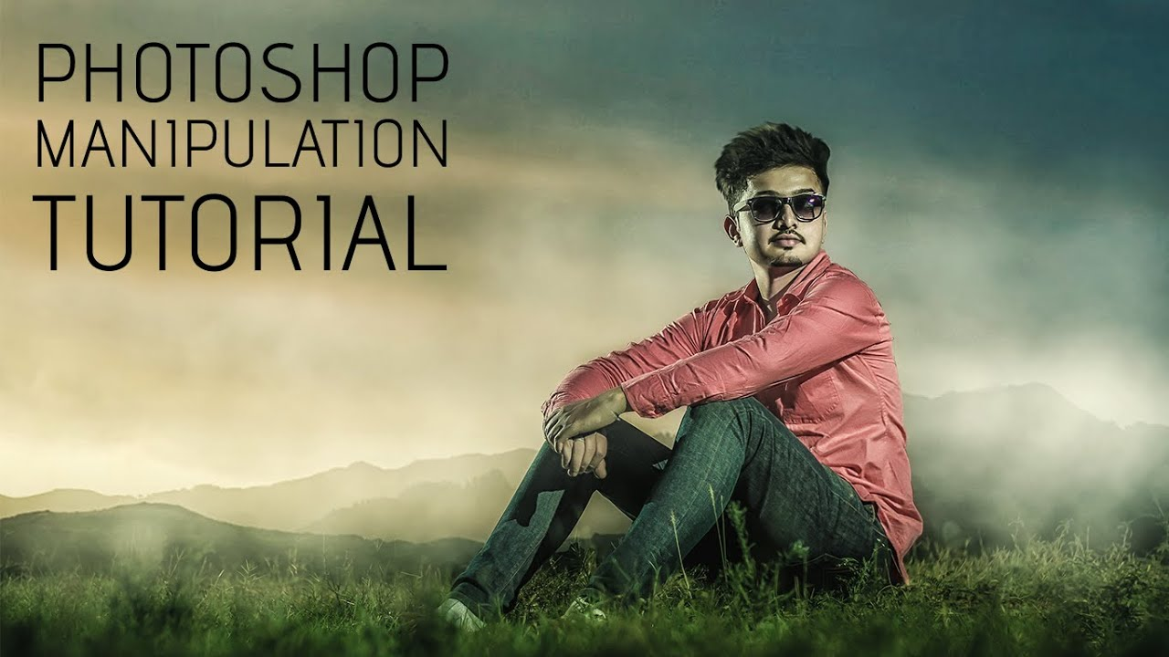 Photoshop tutorial compositing manipulation photo effects photoshop tutorial compositing manipulation photo effects color grading youtube baditri Image collections