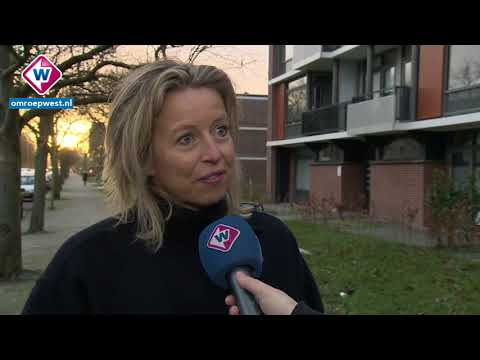 Minister Ollongren bezoekt energie neutrale woningen in Mariahoeve