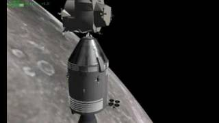 Apollo: To the moon and back p2 - Orbiter 2006