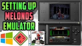 Quickly Setup melonDS Emulator For Windows & Linux!