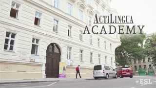 Språkskola Actilingua, Wien