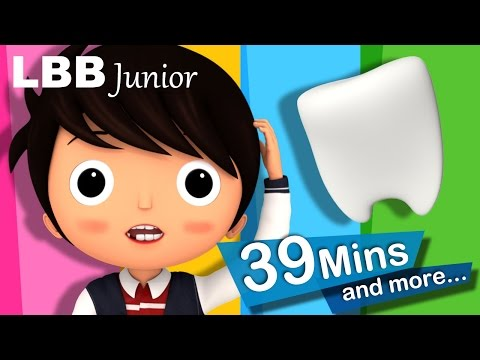 Wobbly Tooth Song | And Lots More Original Songs | From LBB Junior!