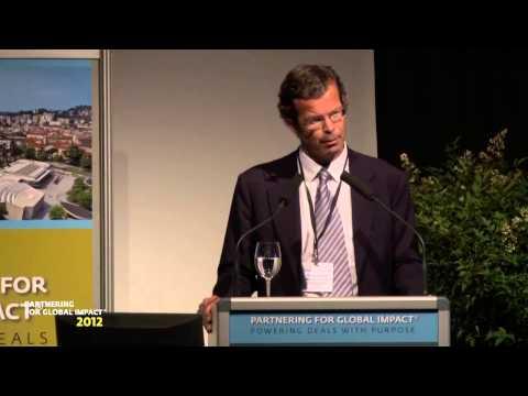 HSH Prince Max Introduces LGT Venture Philanthropy