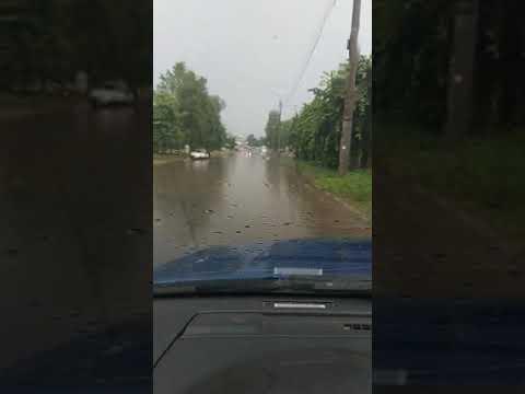 Орловские улицы уходят под воду прямо на глазах - 1