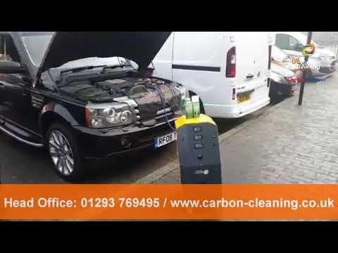 Range Rover Sport EGR valve engine carbon clean, Видео, Смотреть онлайн
