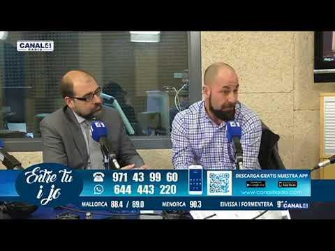"""Bufete Capellà - Canal4 Radio -Entre tu i jo- """"Okupas y actualidad jurídica"""""""