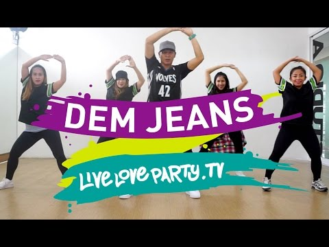 Dem Jeans [WATCH ON COMPUTER] | Zumba® | Live Love Party