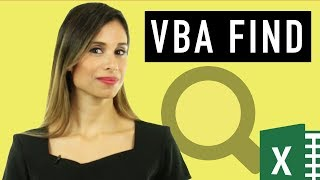 Excel VBA FIND Function (& how to handle if value NOT found)